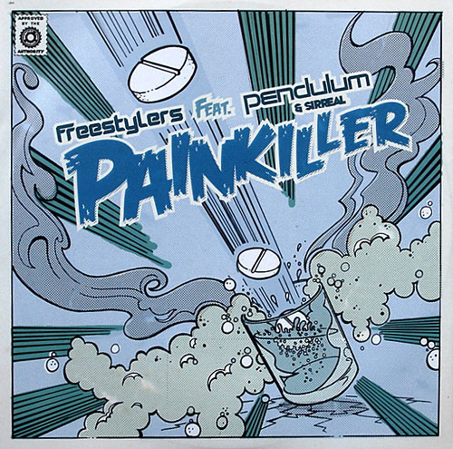 Freestylers Feat. Pendulum - Painkiller